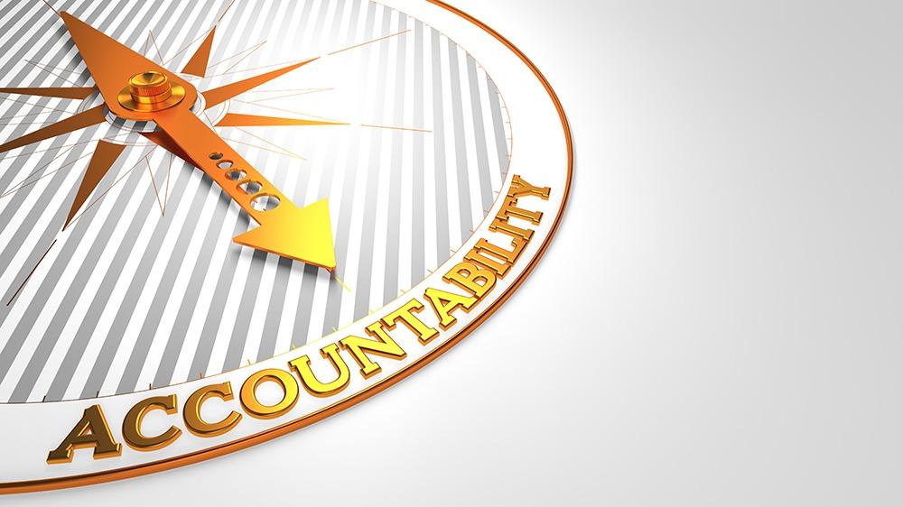 the j curve of accountability