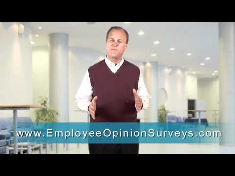 Benchmarking your Employee Opinion Survey with Peter Barron Stark Companies