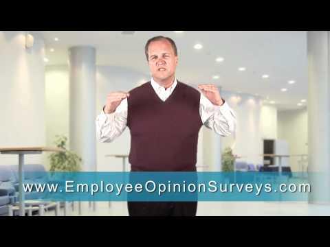 Peter Barron Stark Companies' Employee Opinion Survey Process