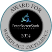 The Peter Barron Stark Companies Award for Workplace Excellence