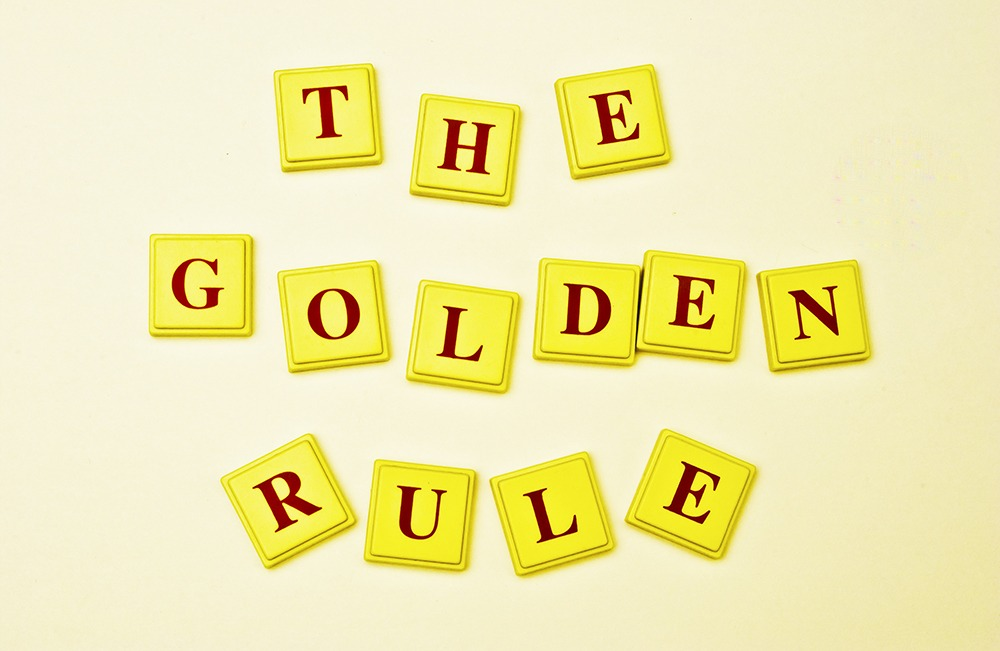 peter singer the golden rule Each of the virtues represents the golden mean between two vices  sam harris, peter singer, and kai nielsen, among others  both the ethics preface and the .
