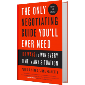 The Only Negotiating Guide You'll Ever Need - Book