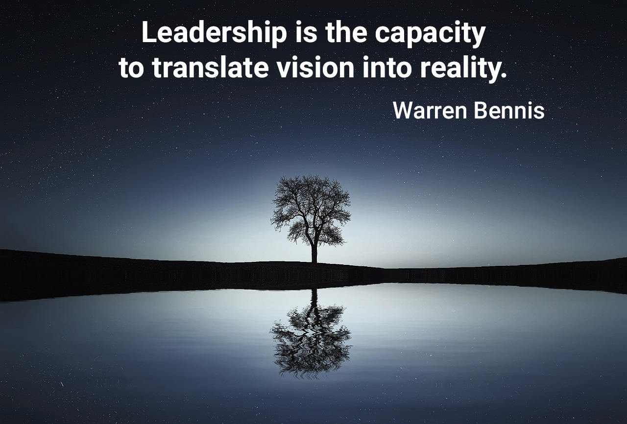 Are You the Leader the World Needs You to Be?