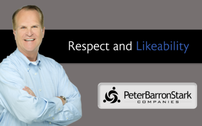 Respect and Likeability
