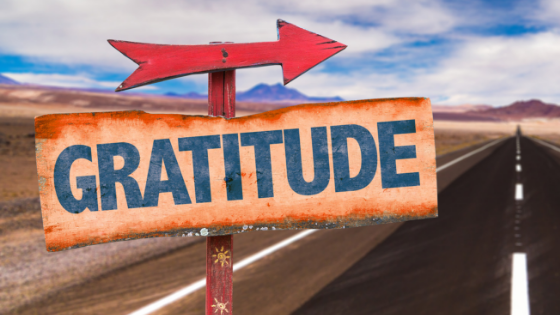 Gratitude's Role in Leadership