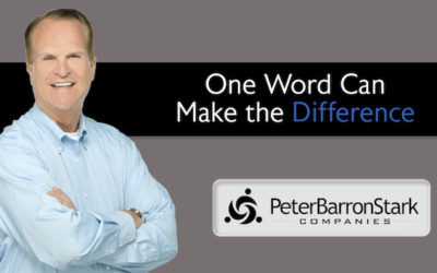 One Word Can Make the Difference